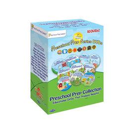 ~MerryGoAround~ Preschool Prep Series: 10DVD: