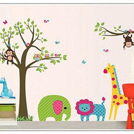 壁貼 ~ 動物世界