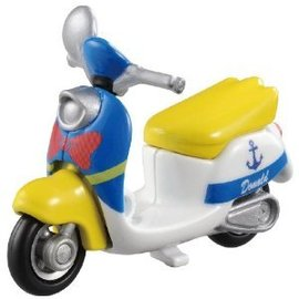 ~Dream TOMICA~夢幻唐老鴨摩托車 DM~19~TOYeGO玩具e哥~