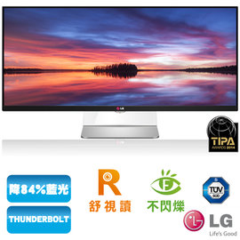 LG 34UM95~P 34型 IPS 21:9 液晶螢幕 Thunderbolt 支援M