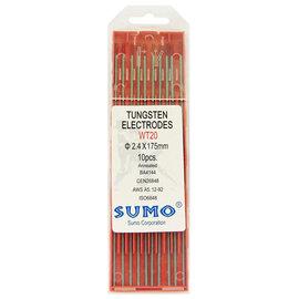 鎢棒-紅頭2.4mmX175mm