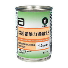 亚培爱美力涵纤1.2 250mlx24入/箱 灌食营养品