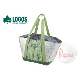 探險家戶外用品㊣NO.81670440 日本品牌LOGOS 軟式保冷袋20L 保冷購物袋保冰袋保冰袋冰桶冰筒