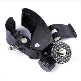 單反相機支架 大力夾 數碼相機 DV支架 機車支架 自行車支架 行車記錄器腳架 180度可