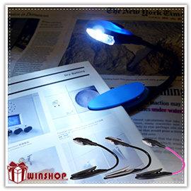 【Q禮品】B2022 LED軟管夾燈/LED夾帽燈/閱讀燈/LED燈/夾書燈/手電筒/應急照明/蛇燈