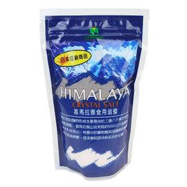 喜馬拉雅食用岩鹽 500g