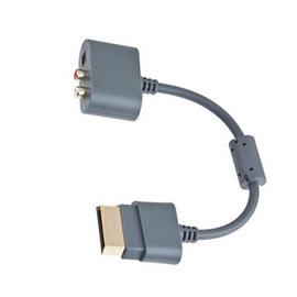 XBOX 360 slim 5.1聲道輸出接頭 音源線/轉換線/HDMI轉接線