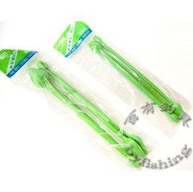 ◎百有釣具◎超便宜 塑膠脫鉤器 規格:大18cm / 小15.5 (一包2入)