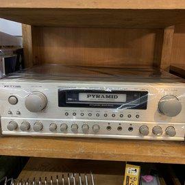 新音耳機音響專賣 金字塔 PYRAMID AK~7000A 卡拉OK擴大機 瓦數大 店面展