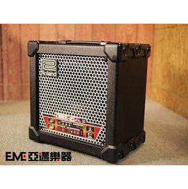 亞邁樂器 Roland CUBE15XL 15瓦電吉他音箱 ^(^~前級音色模擬 音量飽滿