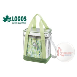 探險家戶外用品㊣NO.81670470 日本品牌LOGOS INSUL10軟式保冷提袋7L 保冷箱 行動冰箱 冰筒 冰桶