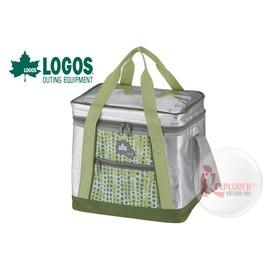 探險家戶外用品㊣NO.81670510 日本品牌LOGOS INSUL10軟式超凍袋L2 - 13L 保冷箱行動冰箱 冰筒 冰桶