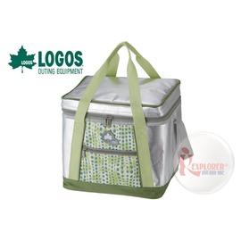 探險家戶外用品㊣NO.81670520 日本品牌LOGOS INSUL10軟式超凍袋XL2 - 17L 保冷箱行動冰箱冰筒冰桶