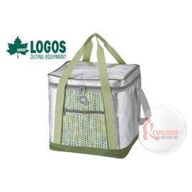 探險家戶外用品㊣NO.81670540 日本品牌LOGOS INSUL10軟式超凍袋XL4 - 35L 保冷箱行動冰箱冰筒冰桶