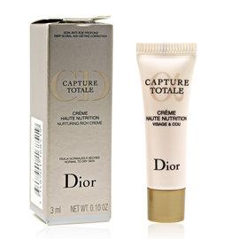 Dior 迪奧 逆時完美再造乳霜~滋潤型 3ML