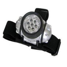 (低電耗) 7 LED強光頭燈/露營燈/帽子燈/釣魚燈/單車燈