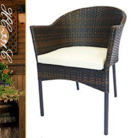 小沙發造型藤椅椅墊P020-HC-331C(坐墊.座墊.靠墊.沙發墊.和室墊.傢俱家具傢具特賣會便宜.推薦.哪裡買)