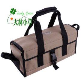 大林小草~【BG-7492】山林者GoPace硬式萬用帆布工具袋(M號)營釘袋 營釘盒 攜型袋