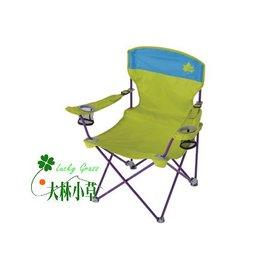 大林小草~【73172006】日本LOGOS RECLINING椅 綠 兩段椅休閒椅導演椅折疊椅