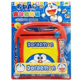 哆啦A夢趣味繪圖板