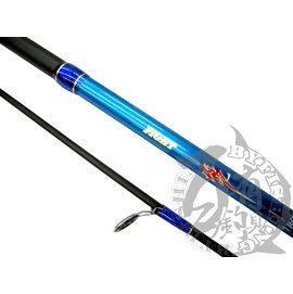 ◎百有釣具◎海力士EVO FIGHT 閃光 硬調 鐵板竿 / 路亞竿 ~規格:180/6呎