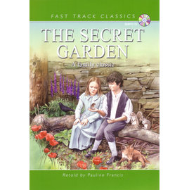 FTC:The Secret Garden ^(Colorful Ed^)^(with C