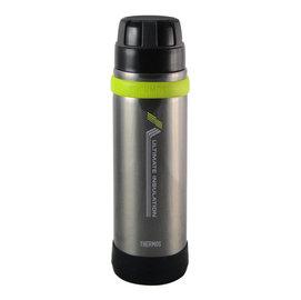 【THERMOS】《膳魔師》0.5L◆不鏽鋼真空保溫瓶/保冷瓶《FEK-500 / FEK500》 灰黑色