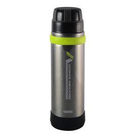 【THERMOS】《膳魔師》0.8L◆不鏽鋼真空保溫瓶/保冷瓶《FEK-800 / FEK800》 灰黑色