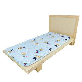 ~ 屋~冬夏兩用3尺單人三折式仿藤床墊BU304~3免 免組裝 蓆面兩用