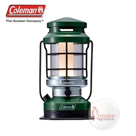探險家戶外用品㊣CM-6796美國Coleman 迷你北極星LED三段式露營燈 汽化燈造型 氣氛燈 黃光色