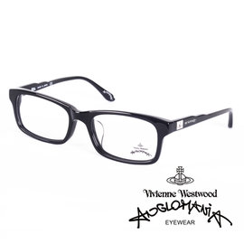 Vivienne Westwood 英國Anglomania英倫龐克方塊土星環光學眼鏡^(