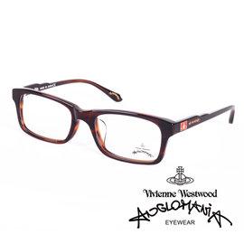 Vivienne Westwood 英國Anglomania英倫龐克方塊土星環光學眼鏡 紅