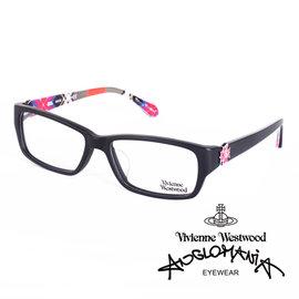 Vivienne Westwood 英國薇薇安魏斯伍德十字土星環 款^(黑^)VW2610