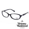 Vivienne Westwood 英國薇薇安魏斯伍德皇家貴氣英國格紋款 黑  VW263