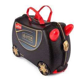 【紫貝殼】『HH01』2015年新款 限定英國Trunki 兒童行李箱/兒童旅行箱 【路特斯F1】【英國原廠公司貨/比美國版Trunki做工更精緻】
