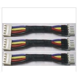 (CPU/風扇)電腦主機板 4 PIN風扇減速線/調速線/降速線/靜音線/排線 適合於各類CPU風扇減噪
