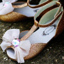 ~MerryGoAround~ Joyfolie Shoes: Ciara: 女童鞋: 高