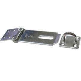 YS2HS 白鐵SUS 304^#重型板扣方型地板鈎組 門扣 扣環 白鐵板扣 110mm
