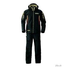 ◎百有釣具◎SHIMANO NEXUS GORE-TEX RA-119M 全方位釣魚套裝尺寸2XL/3XL現貨~黑 套裝換季特價中