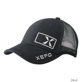◎百有釣具◎SHIMANO XEFO CA-272M 半網刺繡休閒帽 ~規格:free (頭圍58.5cm)~黑