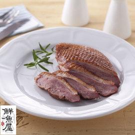~鮮魚屋~玫瑰煙燻鴨胸肉350g^~1包