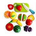 塑膠水果 切水果 蔬菜 水果 切切樂 兒童 過家家 切水果 切切看 益智遊戲 玩具
