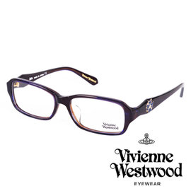 Vivienne Westwood 英國薇薇安魏斯伍德立體龐克多邊形土星款 藍 VW271
