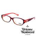 Vivienne Westwood 英國薇薇安魏斯伍德立體龐克多邊形土星款 琥珀紅logo