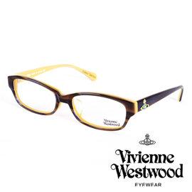 Vivienne Westwood 英國薇薇安魏斯伍德立體浮雕七彩土星還款 咖啡 淡黃 V