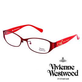 Vivienne Westwood 英國薇薇安魏斯伍德金屬惡魔 土星款^(紅^)VW277