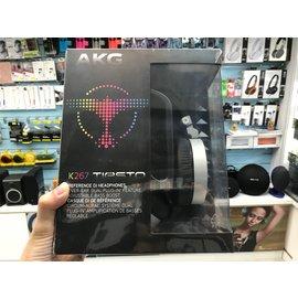 禾豐音響 送收納袋 AKG K267 TIESTO DJ耳罩耳機^(愛科 貨附保卡 2年^