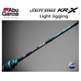 ◎百有釣具◎瑞典ABU Salty Stage KR-X Light Jigging   SXLS直柄/SXLC槍柄 路亞竿 多款規格~ (買再送鐵板路亞+碳纖/Carbon線 )