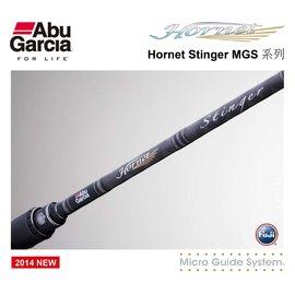 ◎百有釣具◎瑞典ABU  Garcia Hornet Stinger MGS 路亞竿~規格 HSC-651ML槍柄/