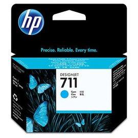 HP NO.711 藍色墨水匣 CZ130A ^(29ml^) :HP T520 T120